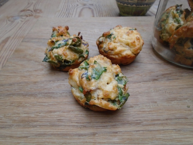 baby-spinach-and-cheese-muffins-3